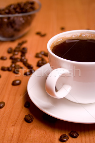 cup of coffee Stock photo © marylooo