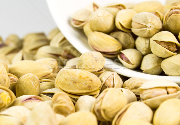 Alimentaire semences écrou noix close-up Photo stock © marylooo