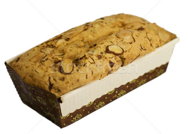 baked cake Stock photo © marylooo