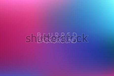 Vierkante wazig roze parel kleuren motivatie Stockfoto © MarySan
