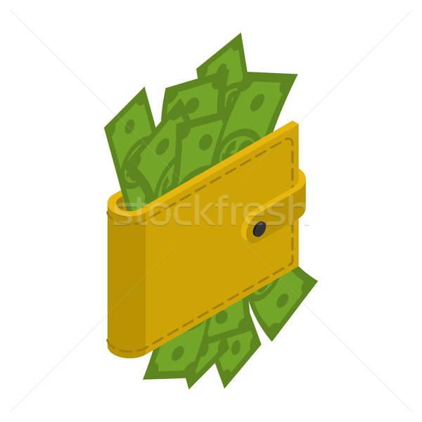 お金 ウォレット 現金 財布 ドル 金融 ストックフォト © MaryValery
