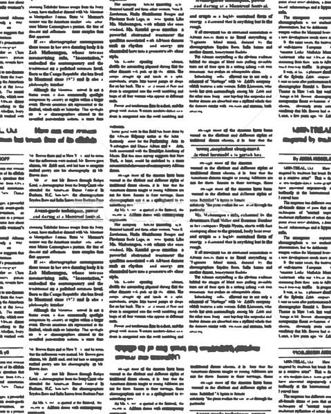 Сток-фото: новых · газета · вектора · текста · аннотация