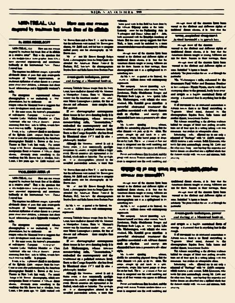 öreg újság klasszikus magazin oldal citromsárga Stock fotó © MaryValery