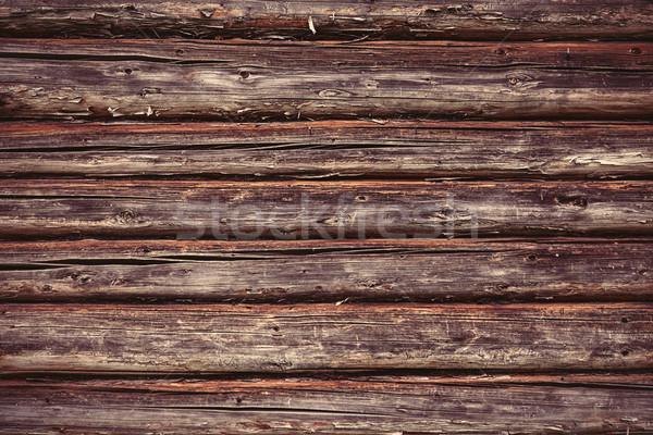 Wooden background.  Stock photo © Massonforstock