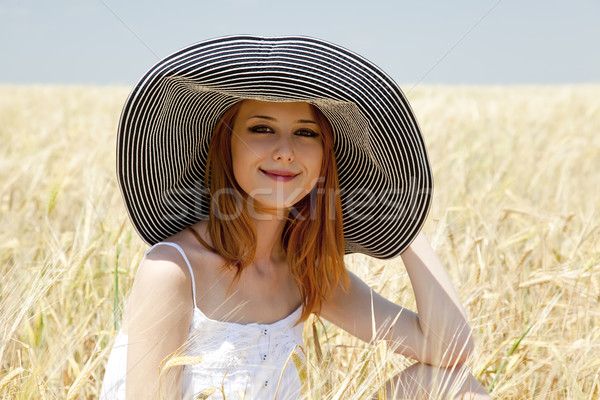 Сток-фото: девушки · весны · природы · лет