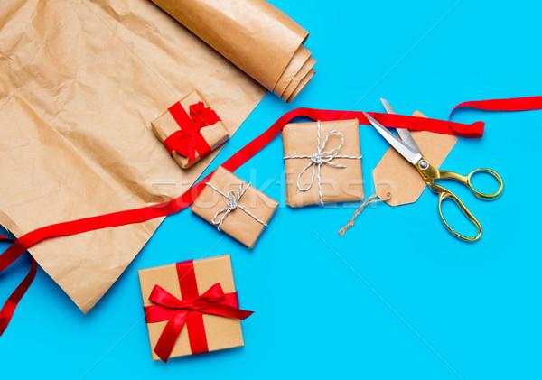 Belle cadeaux cool choses merveilleux Photo stock © Massonforstock