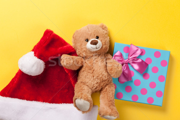 Teddy bear toy and gift Stock photo © Massonforstock