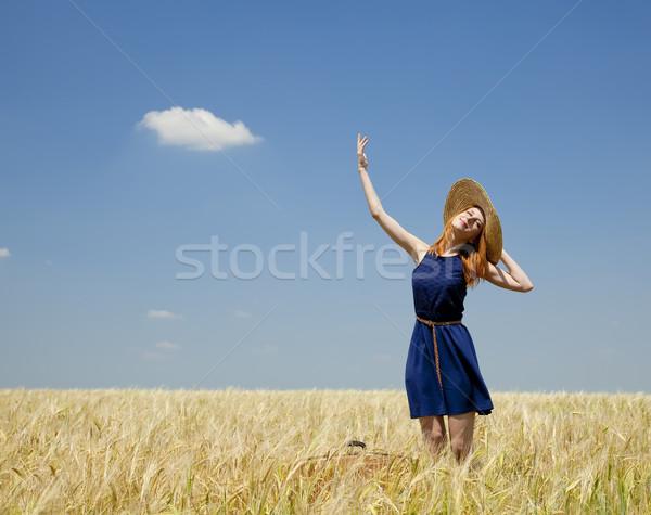 Сток-фото: девушки · весны · моде · природы