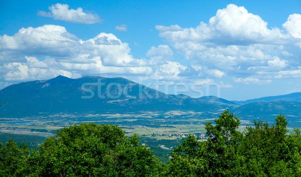 фото огромный области замечательный высокий гор Сток-фото © Massonforstock