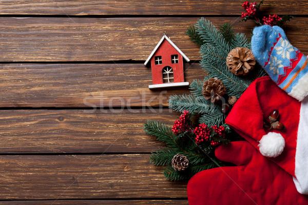 Little toy house  Stock photo © Massonforstock