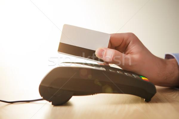 クレジットカード 支払い 購入 販売 製品 サービス ストックフォト © master1305