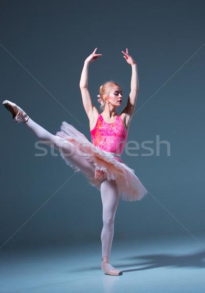 Порно позы в балете