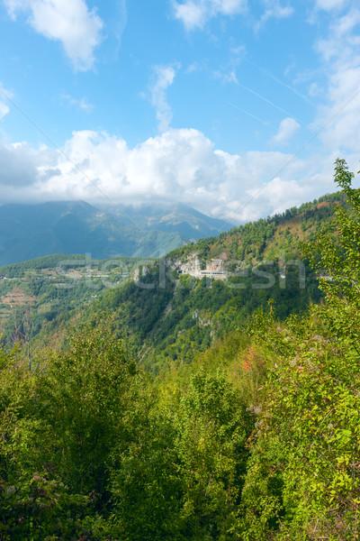 Montenegro. Mountains.  Stock photo © master1305