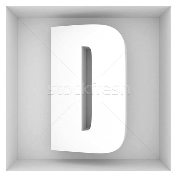 Volume carta alfabeto cinza abstrato projeto Foto stock © mastergarry