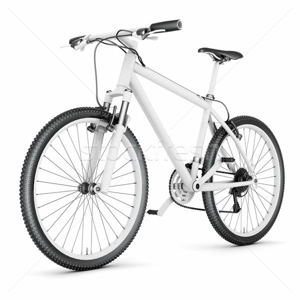 mountain bike Stock photo © mastergarry