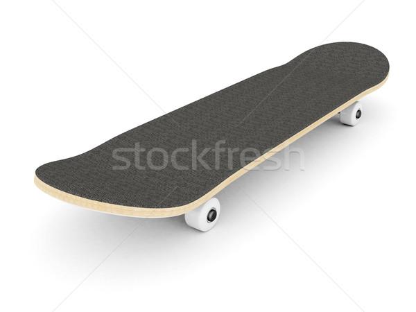 skateboard Stock photo © mastergarry