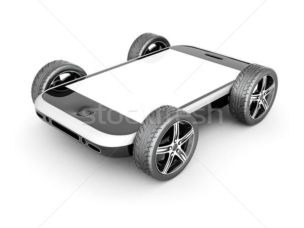 Image smartphone Stock photo © mastergarry