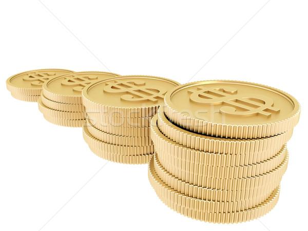 Financieren afbeelding geld creditcards winkelen Stockfoto © mastergarry