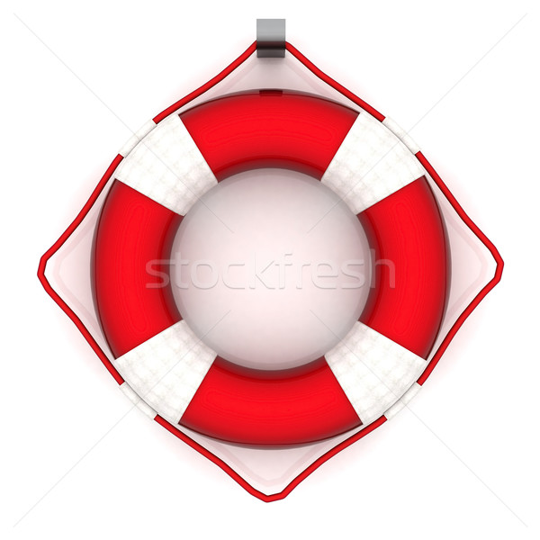 life buoy Stock photo © mastergarry