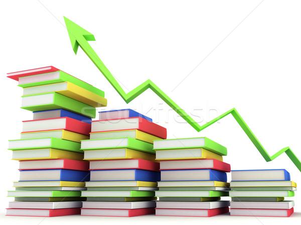 Libros literatura Foto negocios escuela Foto stock © mastergarry
