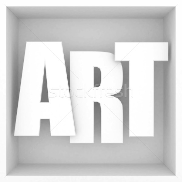 Abstrato estilo apresentação projeto conceito decoração Foto stock © mastergarry