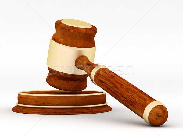 judicial paraphernalia Stock photo © mastergarry