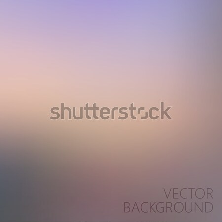 Abstract faded multicolored background. blurred unfocused wallpa Stock photo © maximmmmum