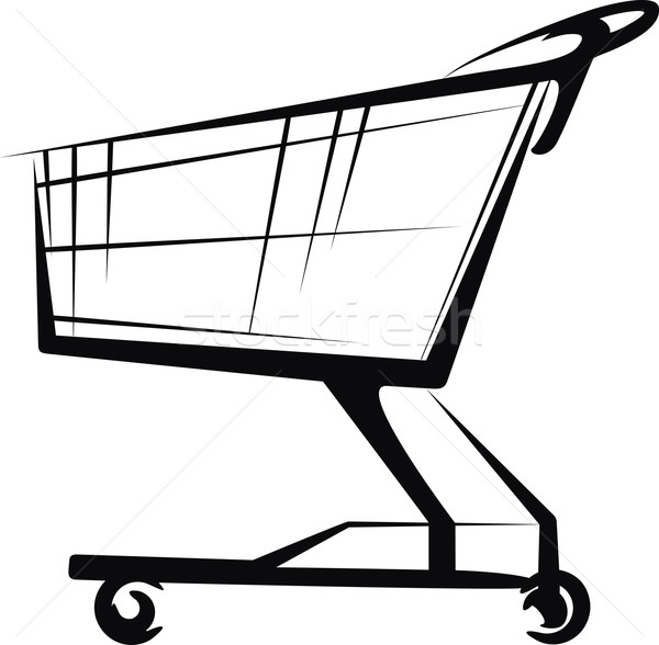 cart Stock photo © maximmmmum