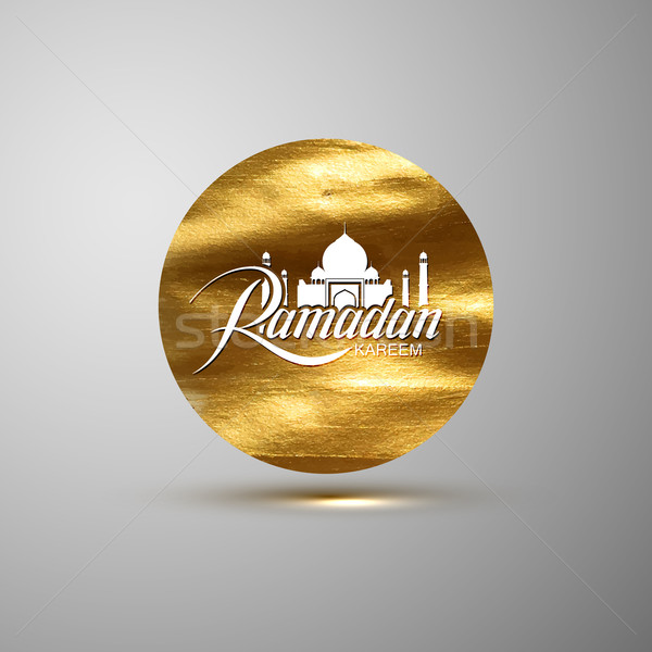 Ramadan Kareem. Stock photo © maximmmmum