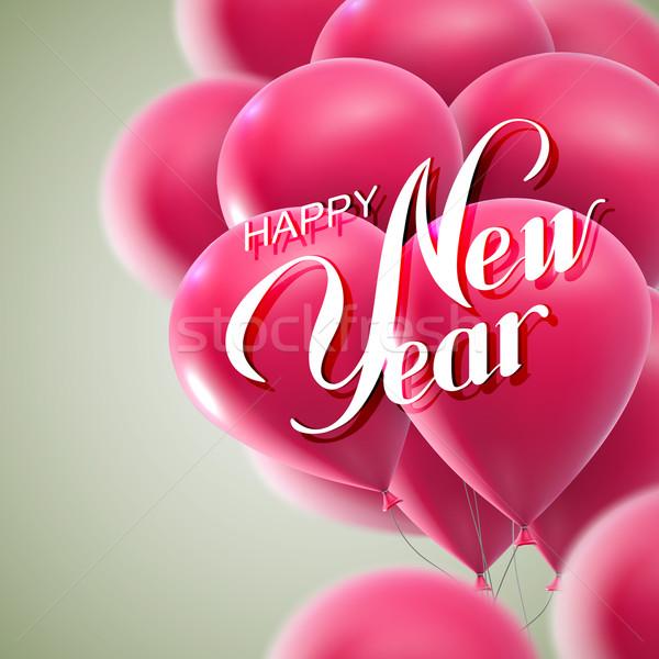 Happy New Year  Stock photo © maximmmmum
