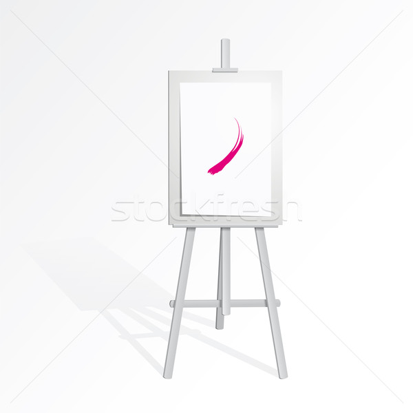 easel Stock photo © maximmmmum