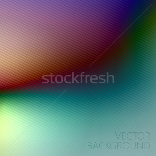 Abstract blurred unfocused multicolored background. blurred wall Stock photo © maximmmmum