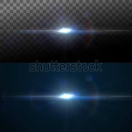 Digital lens flare effect Stock photo © maximmmmum
