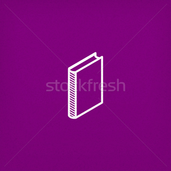 isometric vector book icon  Stock photo © maximmmmum