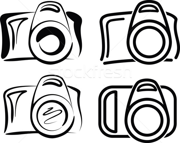 cameras Stock photo © maximmmmum