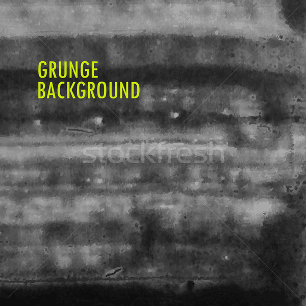 Grunge watercolor vector background. brushed ink texture.  Stock photo © maximmmmum