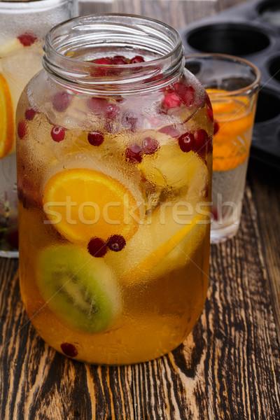 Bulk party drinks Stock photo © maxsol7