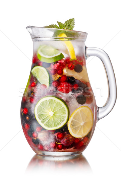 Sangria jug Stock photo © maxsol7