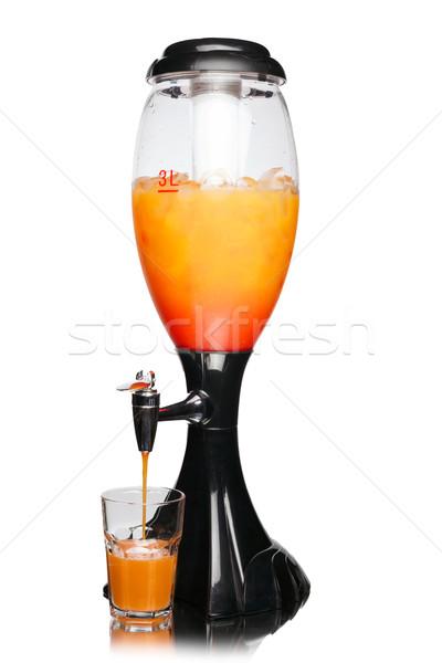 Screwdriver cocktail Stock photo © maxsol7