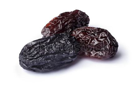 Dark seedless raisins Stock photo © maxsol7