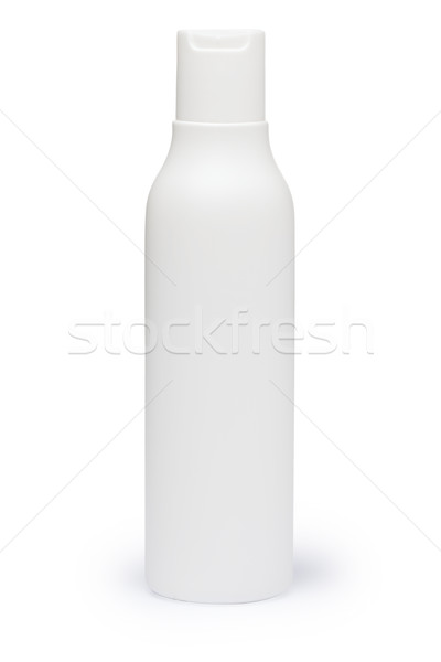 White bottle mockup Stock photo © maxsol7