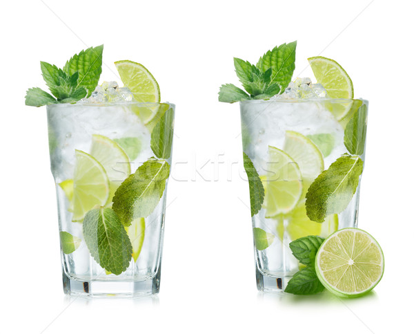 Mojito isolated Stock photo © maxsol7