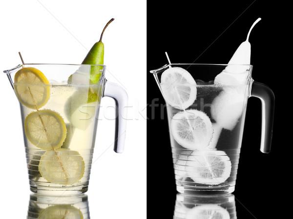 Pear lemonade Stock photo © maxsol7