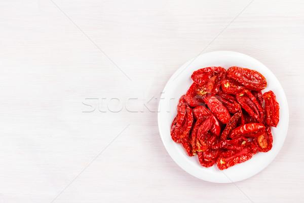 Dried tomatoes Stock photo © maxsol7