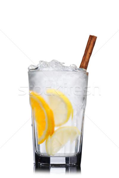 Alcoholic cocktail Stock photo © maxsol7