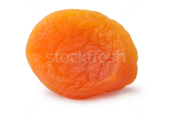 Dried apricot isolated Stock photo © maxsol7