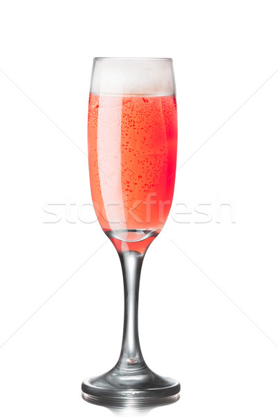 Tintoretto cocktail Stock photo © maxsol7
