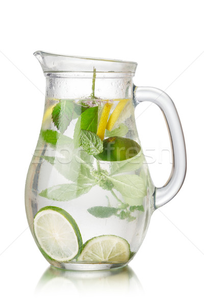 Nojito detox Stock photo © maxsol7