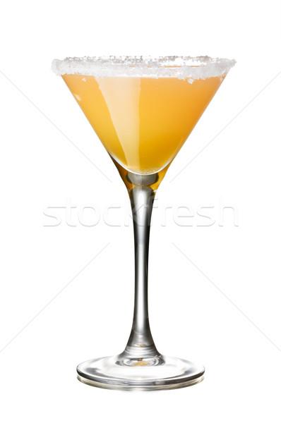 Sidecar alcoholic cocktail Stock photo © maxsol7