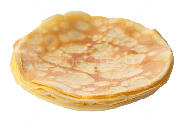 Crepes isolated Stock photo © maxsol7